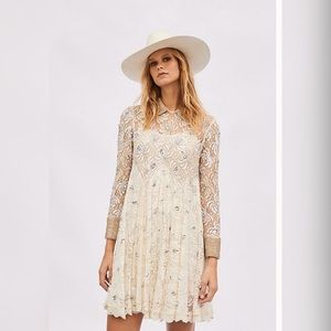 Free People Ana's Holiday Limited Edition Dress